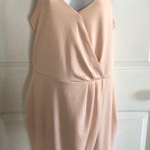 WOMANS Wrap Dress by Kardashian Kollection